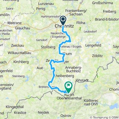 Fichtelberg radmarathon 2020 strecke