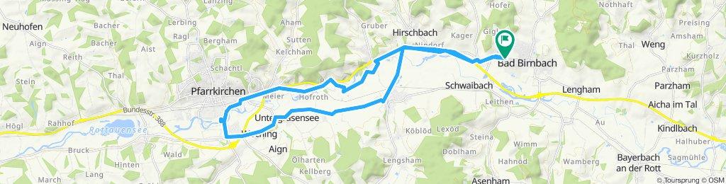 Bad Birnbach -Pfarrkirchen