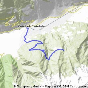 Kastelbell-Freiberg-Mazoner Alm