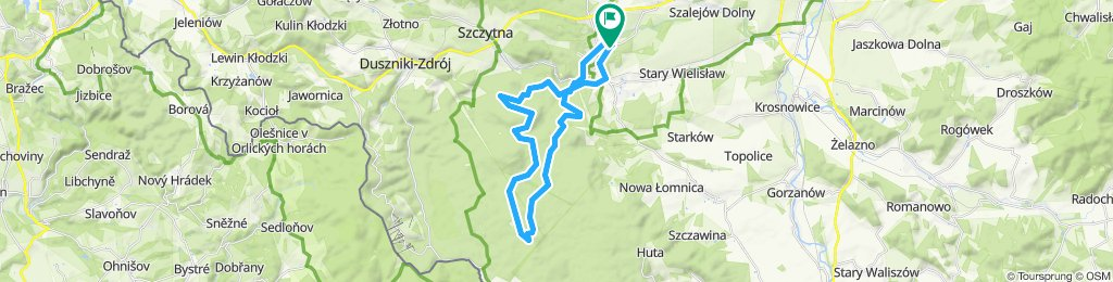 Polanica Zdroj-30 km