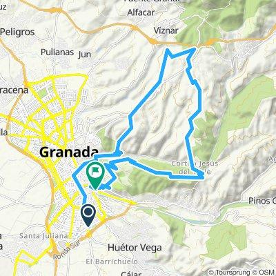 Sacromonte-Fargue-Pto.Lobo-J Valle