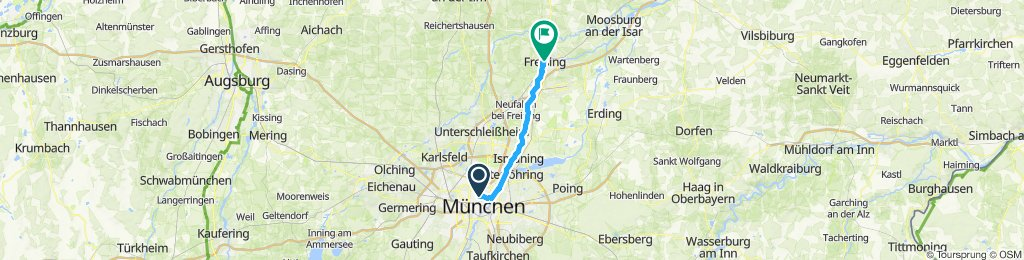 M - Freising