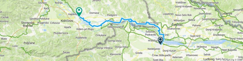 2016-06-15 Varaždin (Kroatien) - Ptuj (Slowenien)