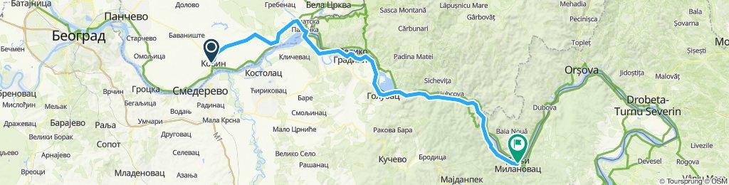 19 Kovin - Donji Milanovac