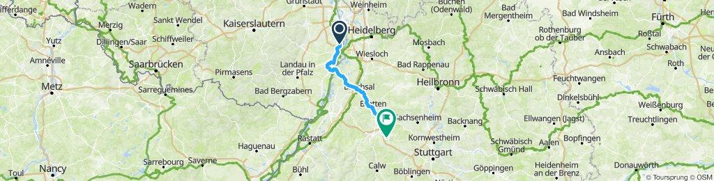 Binshof-Germersheim-Öschelbronner Str. 111, 75449 Wurmberg