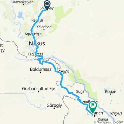Usbekistan-Reise mit dem Fahrrad