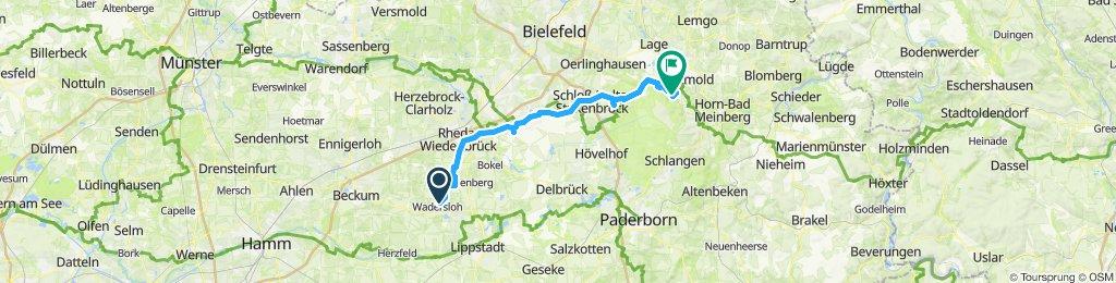 Wadersloh - Hermannsdenkmal