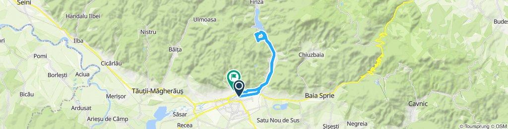 Easy ride in Baia Mare
