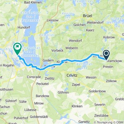MarDiet 2019 Tag 4: Sternberg-Schwerin