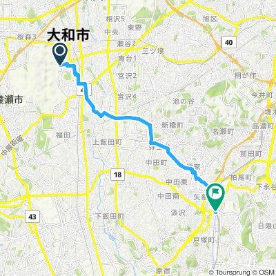 Base to Totsuka Station