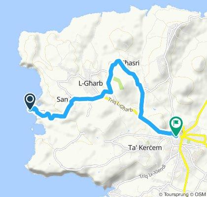 Easy ride in Saint Laurence