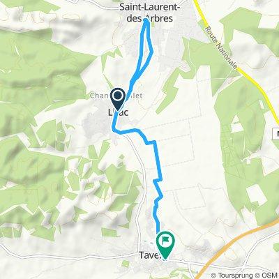 Saint Laurent des Abres-Tavel