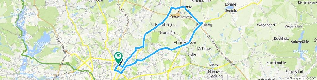 40km um Ahrensfelde