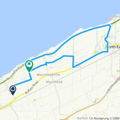 Tina's Route