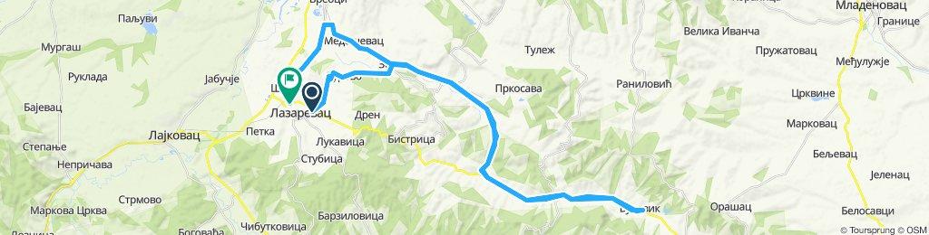 Lazarevac Arandjelovac