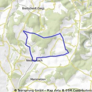 Zeitfahren Obererbach