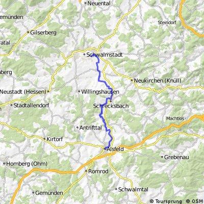 Schwalmstad-Alsfeld
