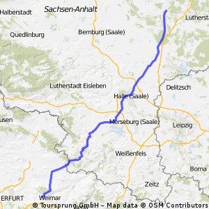 Rosslau Weimar
