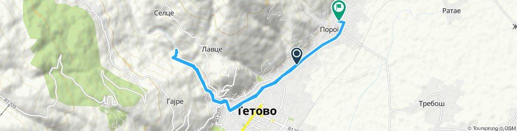 Poroj 🔛 banja e Tetoves