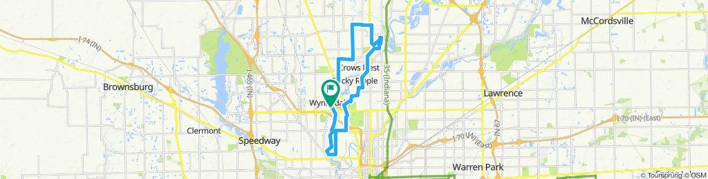 Butler Route