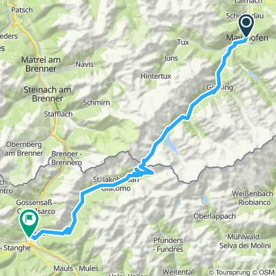 Mayrhofen-Sterzing