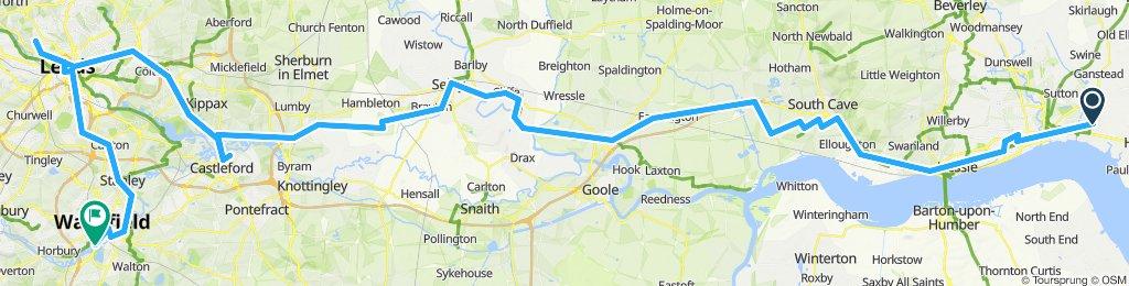 DAY ONE - Hull - Wakefield