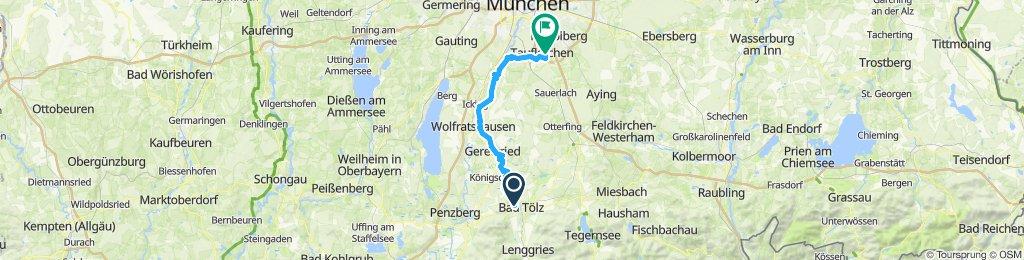 Bad Tölz - Taufkirchen
