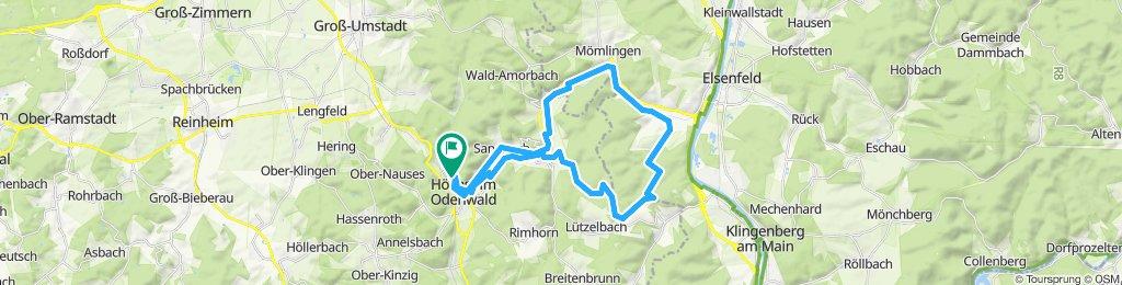 zum Obernburger Waldhaus