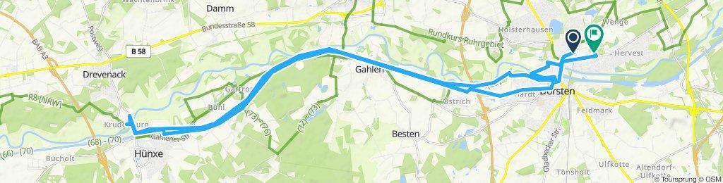 Rund um Dorsten - Wesel Dattel Kanal