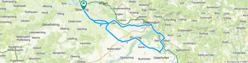 2. Etappe Deggendorf