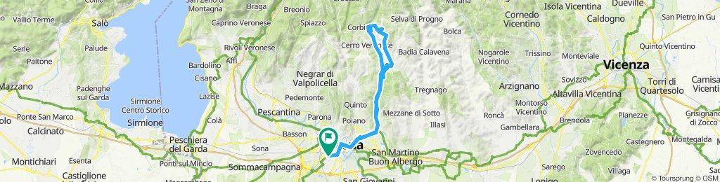 Verona-Roveré-Verona