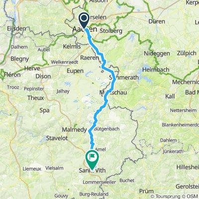 Aachen-Sankt Vith