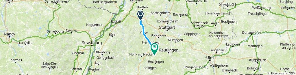 Pforzheim-Rottenburg am Neckar