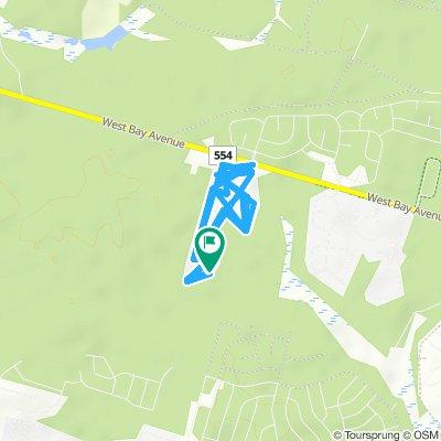 Slow ride in Barnegat