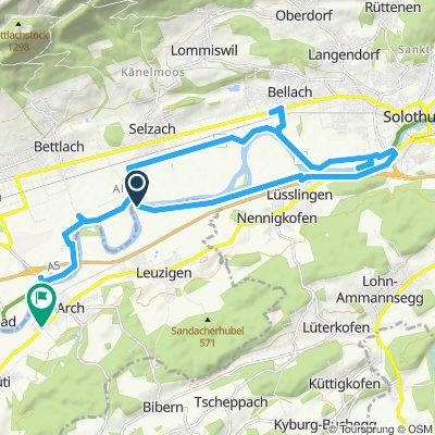 Leuzigen-Solothurn-Arch
