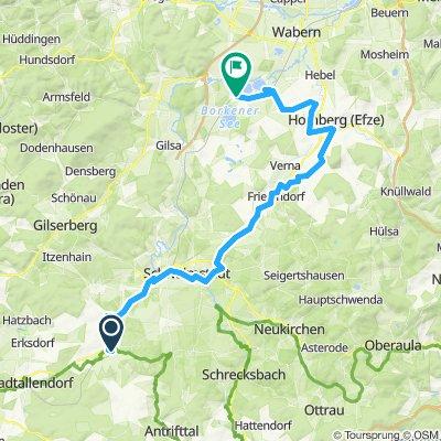 Neustadt (Marburg) - Borken