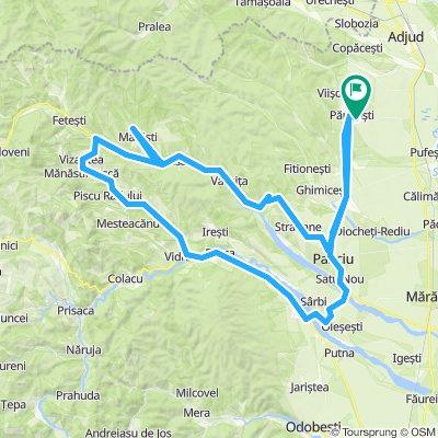 Paunesti-Marasti-Vizantea-Livezile-Vidra-Panciu-Paunesti