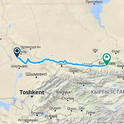 Туркестан-бишкек 67-72