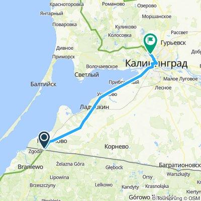 Gronowo - Kaliningrad