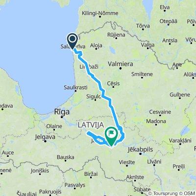Langs Riga