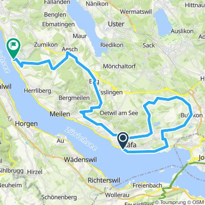 Rad:Ironman Zürich short