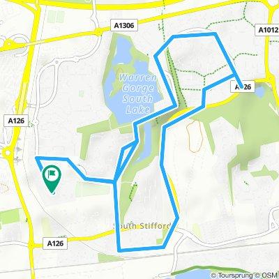16km Route
