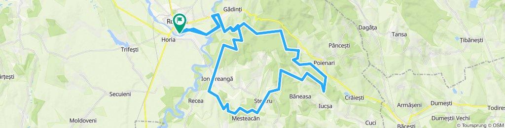 Traseul Lung MTB Roman Maraton Editia a II-a 2019