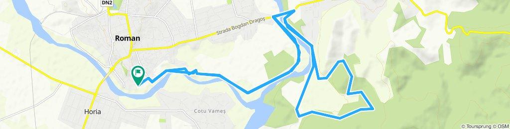 Cursa Populara si Family MTB Roman Maraton Editia a II-a 2019