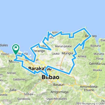 Bizkaia Kosta Tour