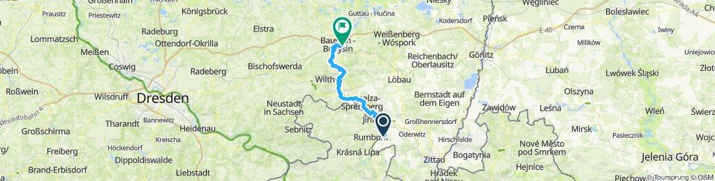 Spreeradweg Ql - Bautzen