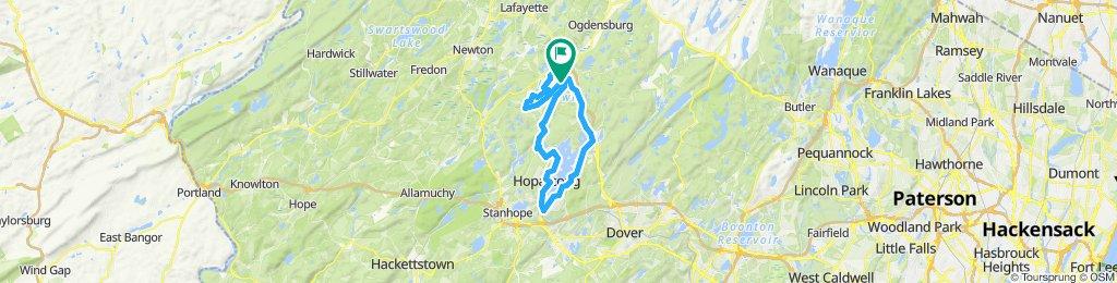 32 Mile Lake Loop