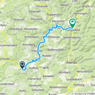 (5) Ahrtal Ahrdorf - Dümpelfeld (gefahren)