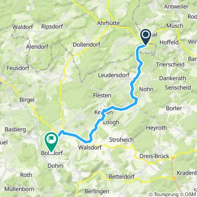 (4) Kalkeifel-Radweg Bolsdorf – Ahrdorf