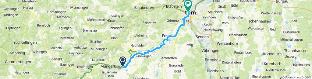 Rottenacker - Ulm